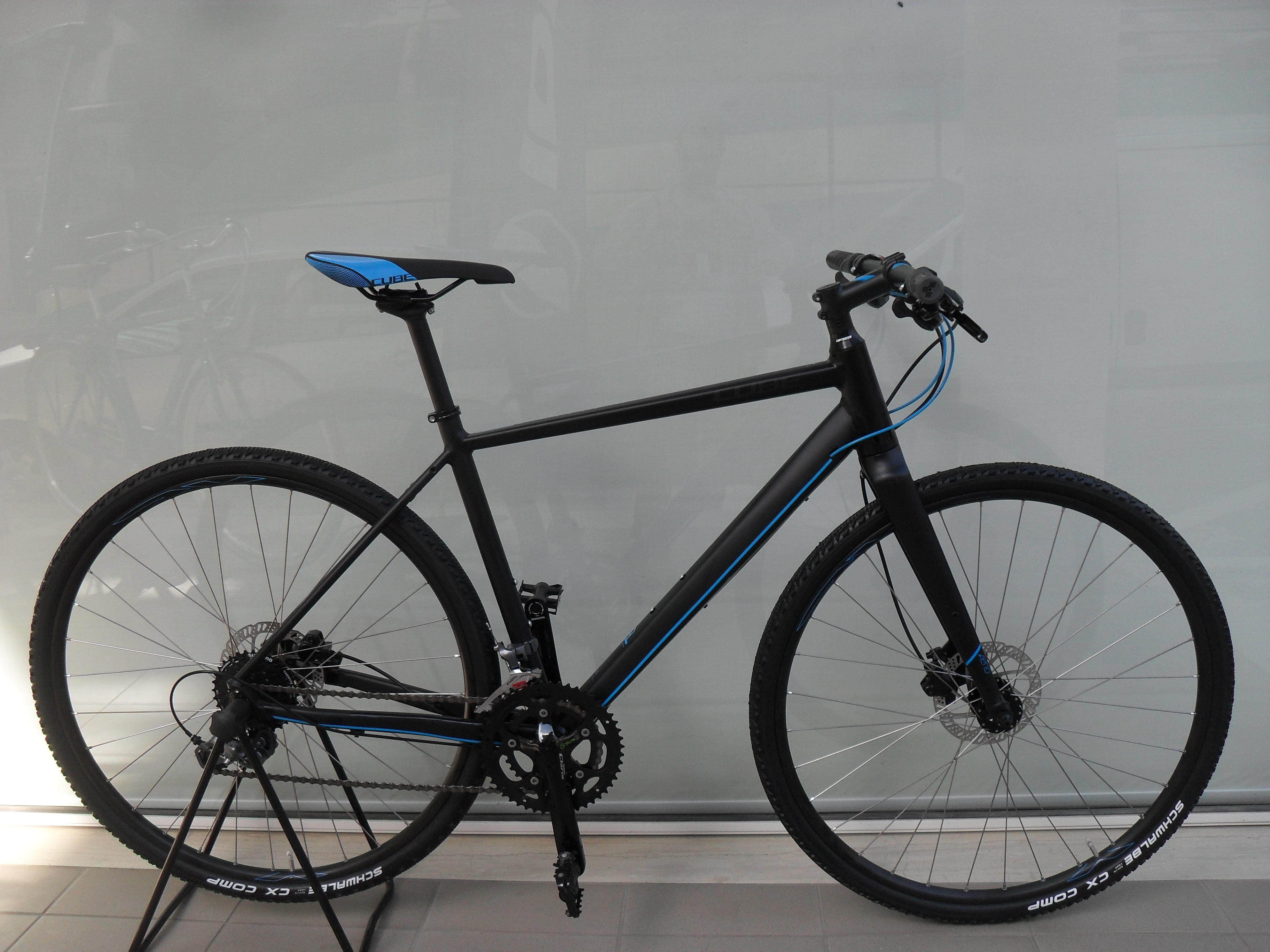 Cube Sl Road 2017 Kapogiannis Bikes